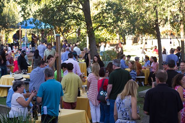 Upcoming Event - Silenus Winery Harvest Party 2021