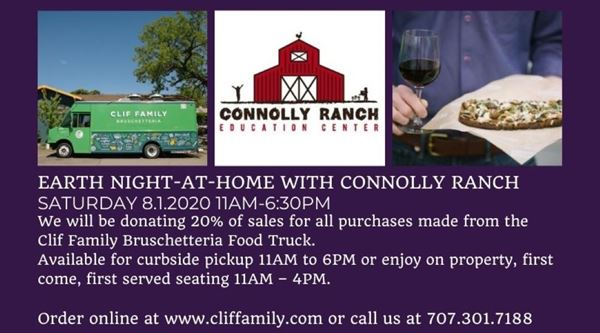 Clif Family Dine and Donate with Connolly Ranch