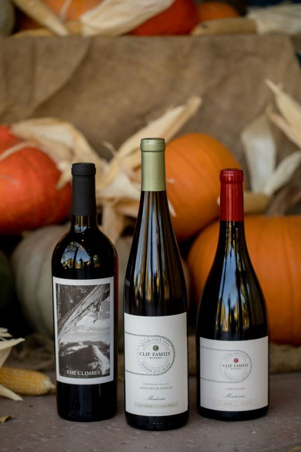 Holiday Pairings with Clif Family: Wine and Food Demo