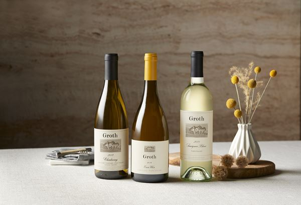 Groth White Wine Virtual Tasting