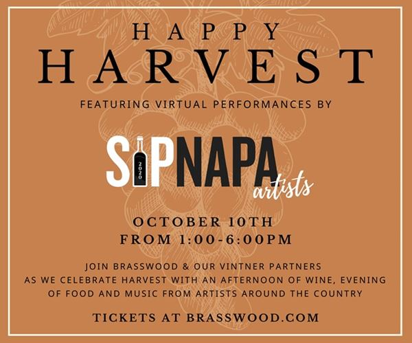 Brasswood Virtual Harvest Party