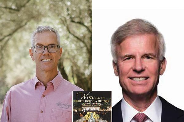 Upcoming Event - Live Virtual Tasting With Vintner Hugh Davies And Frederick Ryan, Jr. – White House Wines