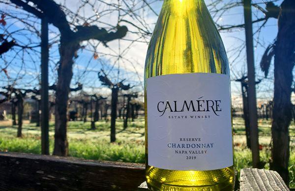 Upcoming Event - PEJU Virtual Tasting: New & Noteworthy, 2019 Calmére Reserve Chardonnay