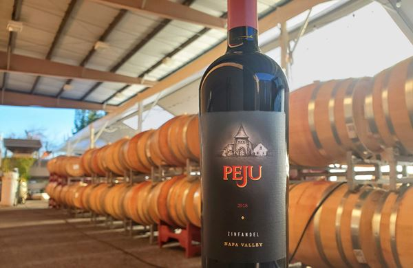 Upcoming Event - PEJU Virtual Tasting - New & Noteworthy, 2018 Zinfandel