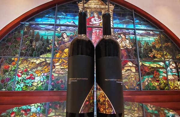 PEJU Virtual Wine Tasting: Stained Glass Collection