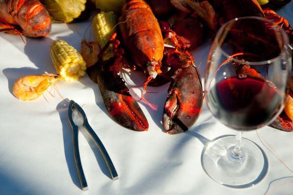 V. Sattui Winery: 2018 Lobster Fest
