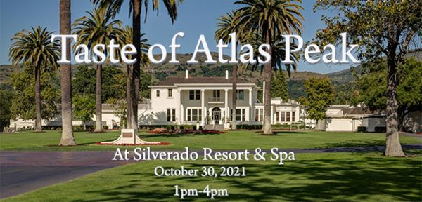 Upcoming Event - 10th Annual Taste of Atlas Peak
