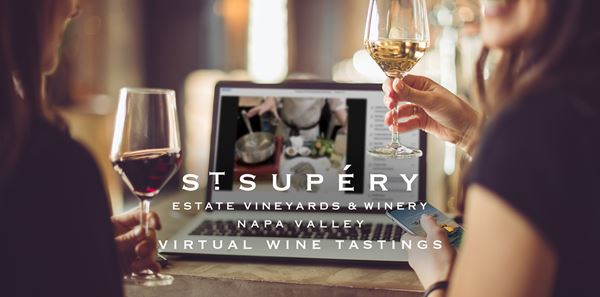 Private Personalized Virtual Wine Tasting with St. Supéry Estate