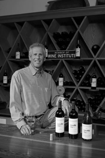 Winemaker, Barry Grushkowitz