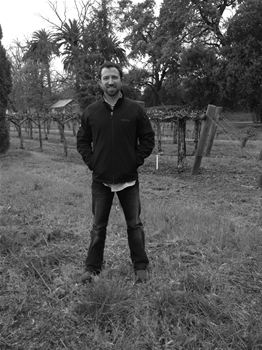 Winemaker, Brian Brown