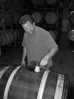 Winemaker, Brian Graham