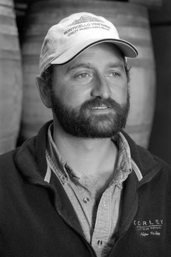 Winemaker, Chris Corley