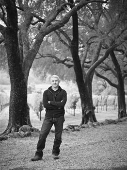 Winemaker, Christophe Paubert