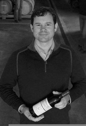 Winemaker, Christopher Vandendriessche