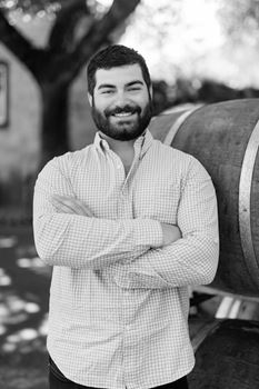 Winemaker, Cole Ballentine
