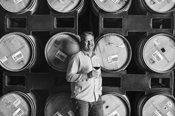 Winemaker, David Galzignato