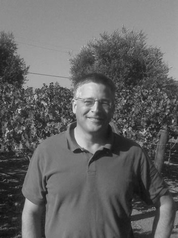 Winemaker, David Ostheimer