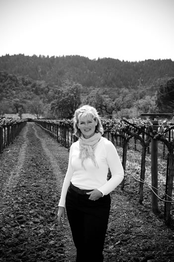 Winemaker, Heidi Barrett
