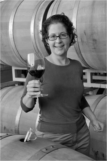 Winemaker, Janet Myers