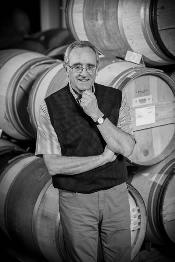 Winemaker, Jean-Claude Berrouet