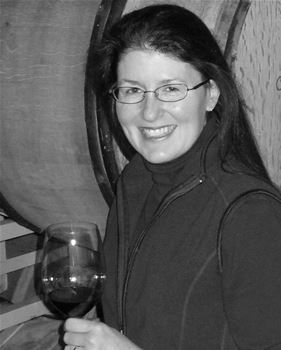 Winemaker, Julie Hagler Lumgair