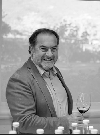 Winemaker, Michel Rolland