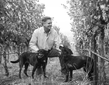 Winemaker, Patrick Mahaney