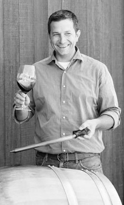 Winemaker, Peter Heitz