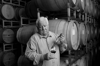 Winemaker, Ray Coursen