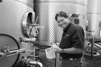 Winemaker, Rob Hunter