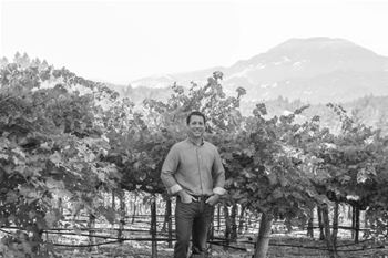 Winemaker, Sam Baxter