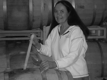 Winemaker, SandiBelcher