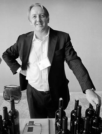 Winemaker, Sean Larkin