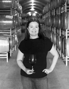 Winemaker, Stacy Vogel