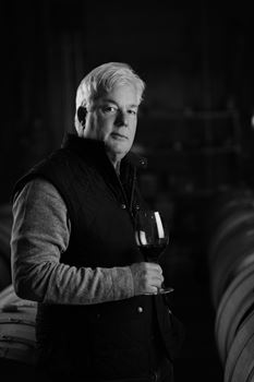Winemaker, Ted Edwards