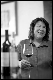 Winemaker, Tina Mitchell