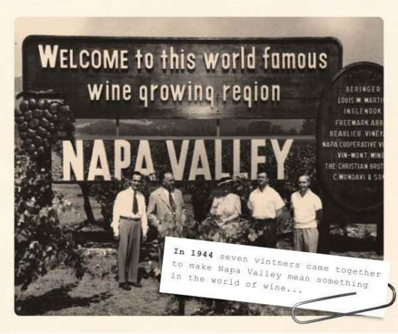 Napa Valley Vintners Celebrates 75th Anniversary with Oral History Project