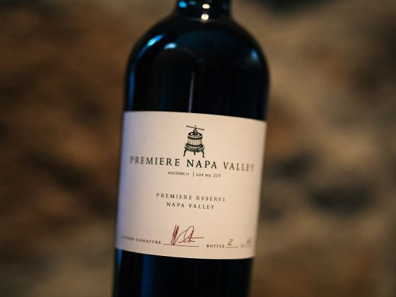 They're Here: Premiere Napa Valley Wines Come to Market