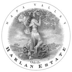 Label for Harlan Estate