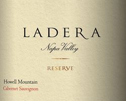 Label for Ladera Vineyards