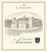 Label for Castello di Amorosa