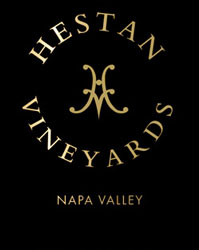 Label for Hestan Vineyards