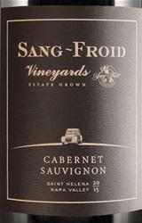 Sang-Froid Vineyards