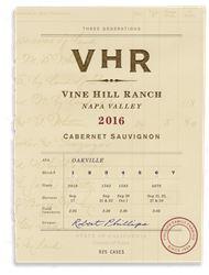 VHR, Vine Hill Ranch