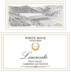 Label for White Rock Vineyards