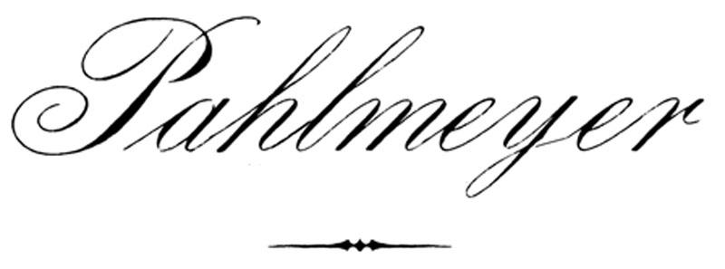 Pahlmeyer
