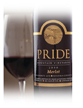 Label for Pride Mountain Vineyards