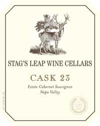 Label for Stag's Leap Wine Cellars