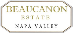 Label for Beaucanon Estate