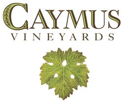 Label for Caymus Vineyards